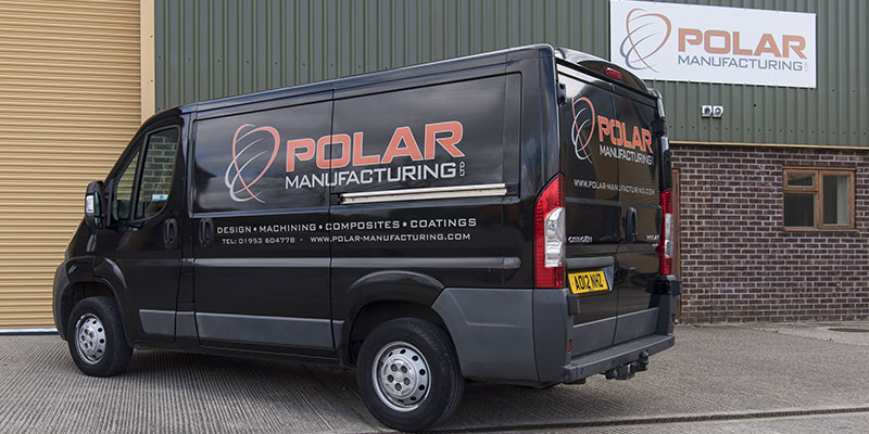 Vacancies at Polar Manufacturing in Norfolk