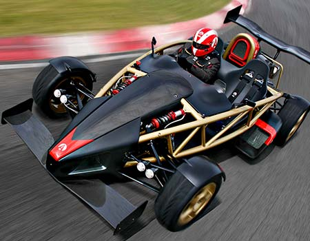 Sports car parts for Ariel Atom