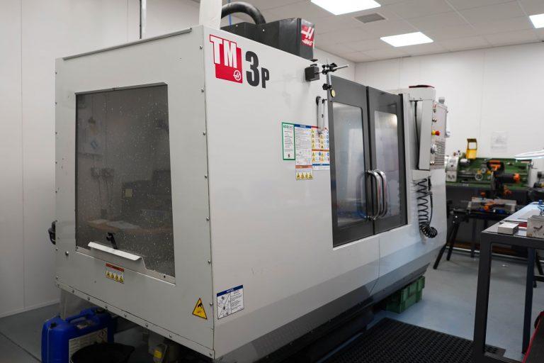 Haas TM-3P CNC Machine.